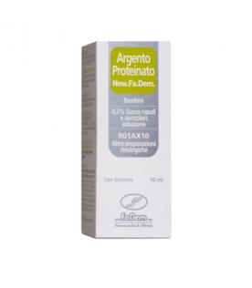 ARGENTO Prot.0,5% Gocce FADEM