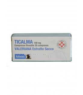 Ticalma*30Compresse Riv 100mg
