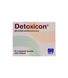 Detoxicon*30cpr Riv