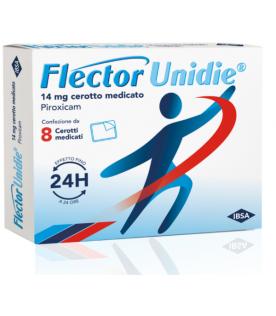 FLECTOR UNIDIE*8 Cer.Med.14mg