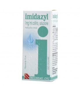 Imidazyl*collirio Flacone 10ml 0,1%