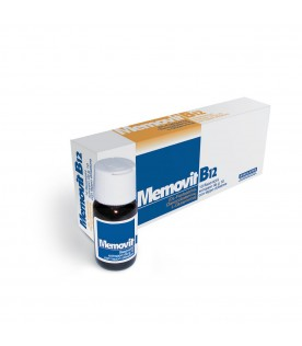 MEMOVIT-B12 6 Flac.10g