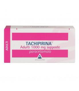Tachipirina adulti 10 supposte 1000 mg