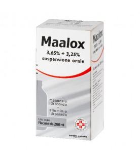 Maalox Sospensione Orale Sciroppo 200 ml