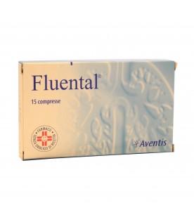 Fluental*ad 15cpr 300mg+150mg