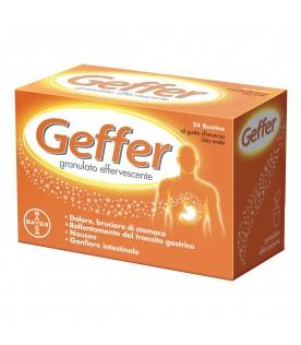 Geffer Sospensione Orale Granulato Effervescente 24bust 5g
