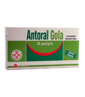 ANTORAL GOLA 20 Past.
