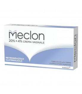 Meclon Crema Vaginale 30g 20%+4%