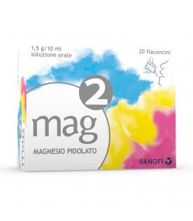 Mag 2 Sospensione Orale 20 flaconcini 10ml