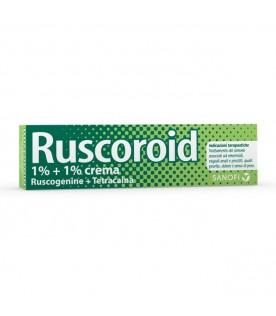 Ruscoroid Crema 40 g
