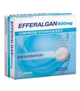Efferalgan 16 Compresse Effervescenti 500 mg