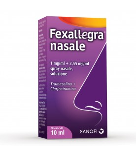 Fexallegra Spray Nasale Antiallergico 10ml