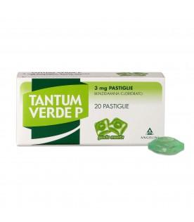 Tantum Verde P 20 Pastiglie 3mg Menta