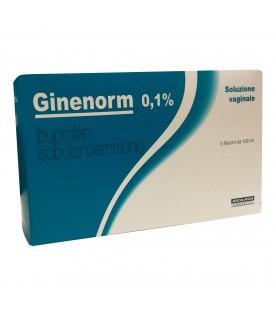 GINENORM Sol.Gin.5Fl.100ml