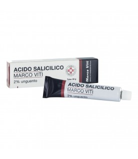 ACIDO Salic.Ung. 2%  30g VITI