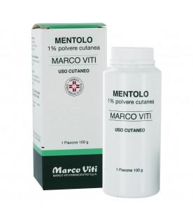 TALCO Mentol.1% 100g VITI