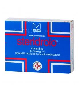 STERIDROLO 2,5g 12 Buste