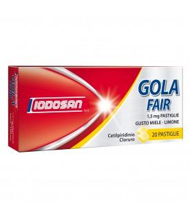 Gola Fair 20 Pastiglie 1,5mg Miele-Limone