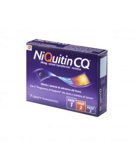NIQUITIN CQ 14mg Cerotti