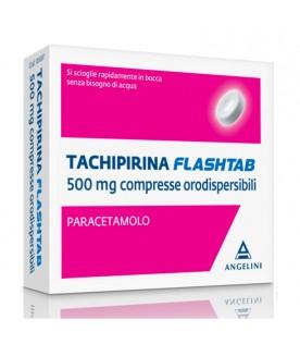 Tachipirina Flashtab 16 compresse orodispersibili 500 mg