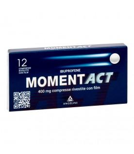 Momentact 12 Compresse Rivestite 400mg