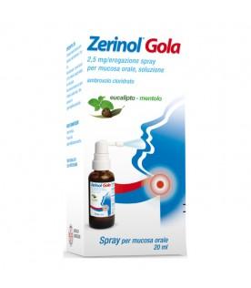 Zerinol Gola Spray 20 ml