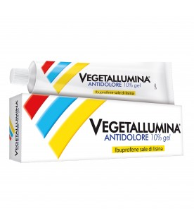 Vegetallumina Antidolorifico Gel 50g 10%