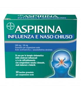 ASPIRINA INF&RAFF.Naso Ch.10Bs