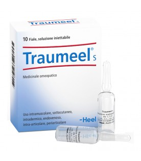 GUNA TRAUMEEL S 10f.2,2ml