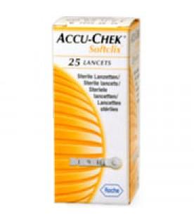 Accu-chek Softclix 25 lancette pungidito