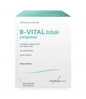 B-VITAL TOTALE 20 Compresse Effervescenti