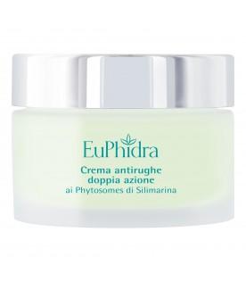 EUPHIDRA Skin Progress Crema Antirughe Doppia Azione 40ml