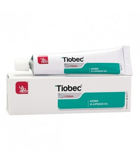 TIOBEC Crema Tubo 25ml