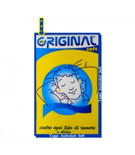 EAR Original Plugs Soft 10pz