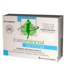Estromineral Serena - Integratore per donne in menopausa - 40 compresse