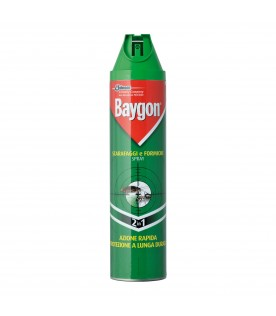 BAYGON S&F Spray Plus 400ml