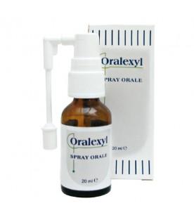 ORALEXYL Spray Gola 20ml