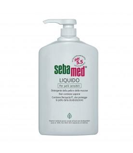 Sebamed Sapone Liquido Detergente Pelli Sensibili 1 Litro