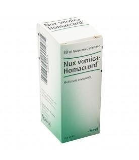 NUX VOMICA HOMAC Gtt 30ml HEEL