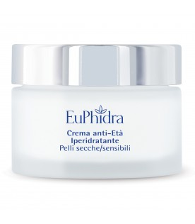 Euphidra Skin Progress Crema Viso Iperidratante 40ml