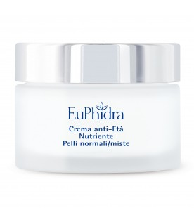Euphidra Skin Progress Crema Nutriente 40ml