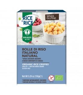R&R Bolle Riso Naturali 150g