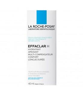 Effaclar H Trattamento Idratante Lenitivo 40ml