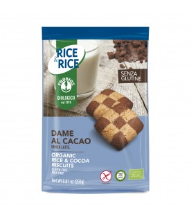 R&R Dame Riso C/Cacao 250g