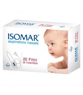 ISOMAR Filtro Asp.Nasale 20pz