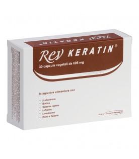 REV Keratin 30 Cps