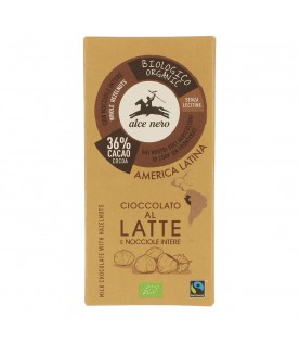 ALCE Tav.Ciocc.Latte/Nocc.100g