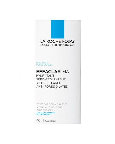 Effaclar Mat Crema Idratante Anti-Lucidità Pelle Grassa 40ml