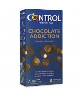 CONTROL*Chocolate Addiction6pz