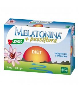 MELATONINA Diet 1mg 60 Cpr